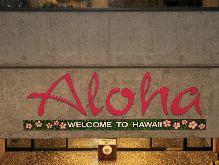 aeroporti delle hawaii