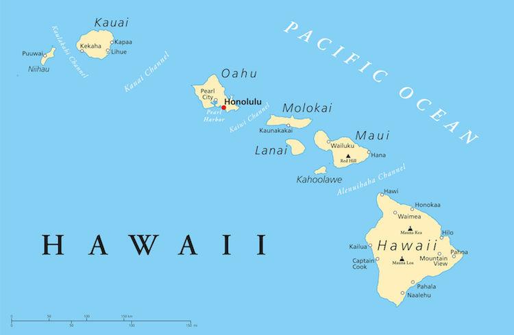 Dove andare alle Hawaii
