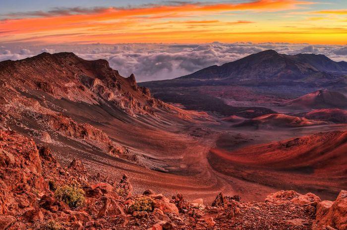 Vulcano Haleakala a Maui
