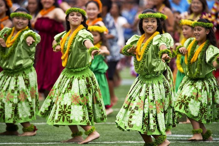 Il ballo hawaiano, la hula