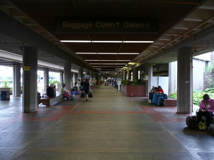 aeroporto di Kahului