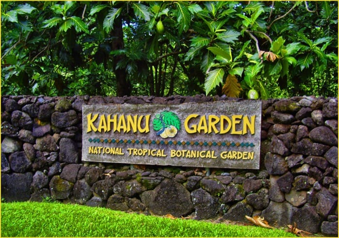 Kahanu Gardens