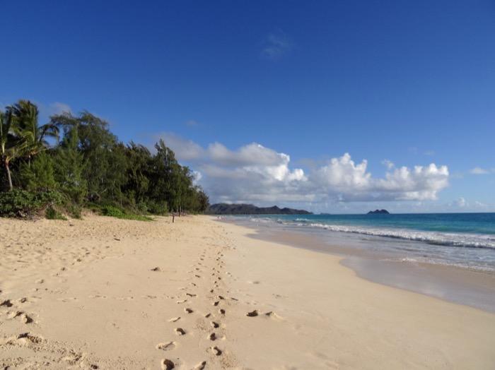 Waimanalo beach, Oahu