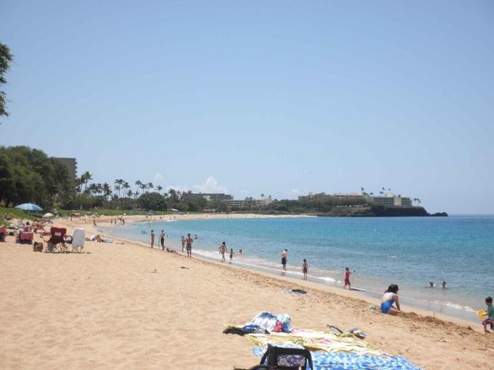 kahekili beach
