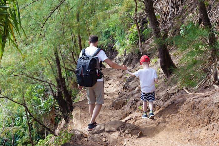 Kauai con i bambini
