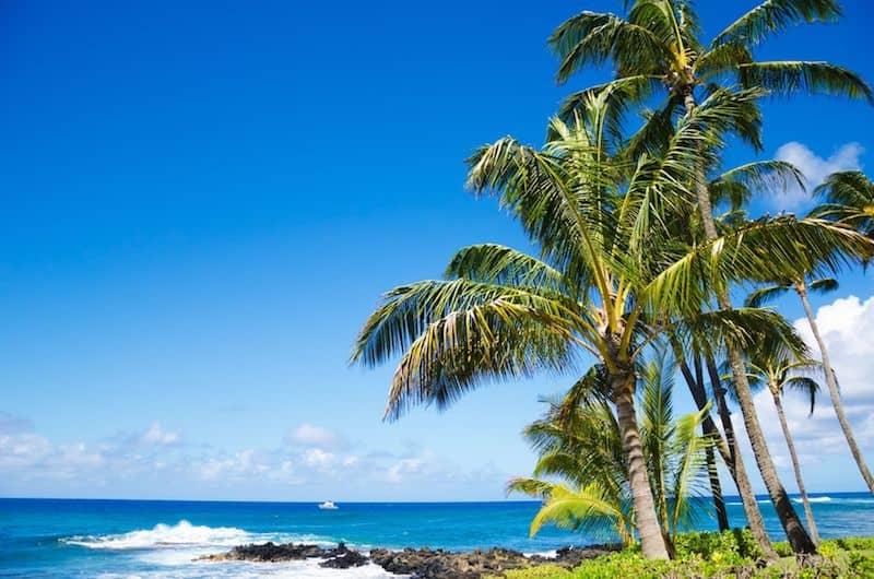 le migliori spiagge a kauai