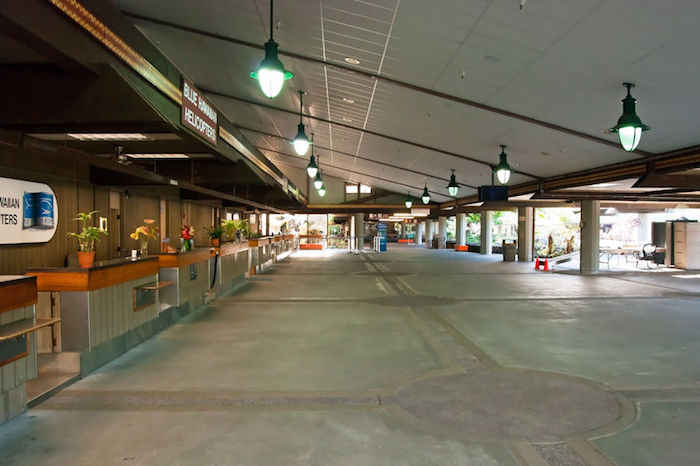 Aeroporto di Hilo, Big Island