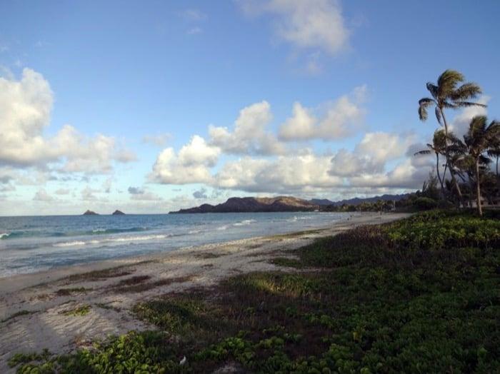 Kailua Beach, Hawaii
