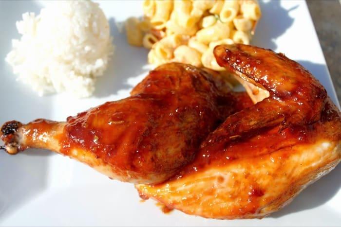 Huli Huli Chicken, piatti tipici hawaiani
